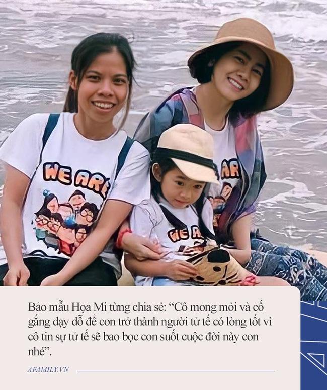 Con gái Mai Phương muốn được gọi người này làm mẹ nhưng bị cô kiên quyết từ chối, lý do đưa ra khiến ai cũng gật gù  - Ảnh 3.