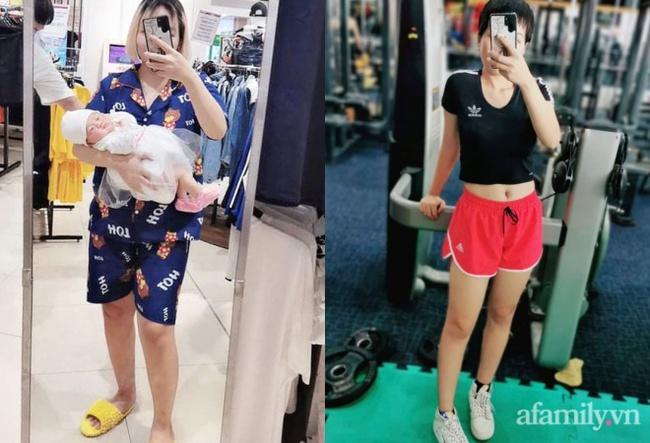 Mắc sai lầm giống nhiều người, mẹ trẻ lao vào giảm béo mà cân nặng cứ tăng, nhưng chỉ thay đổi 1 chút đã giảm liền 20kg - Ảnh 6.