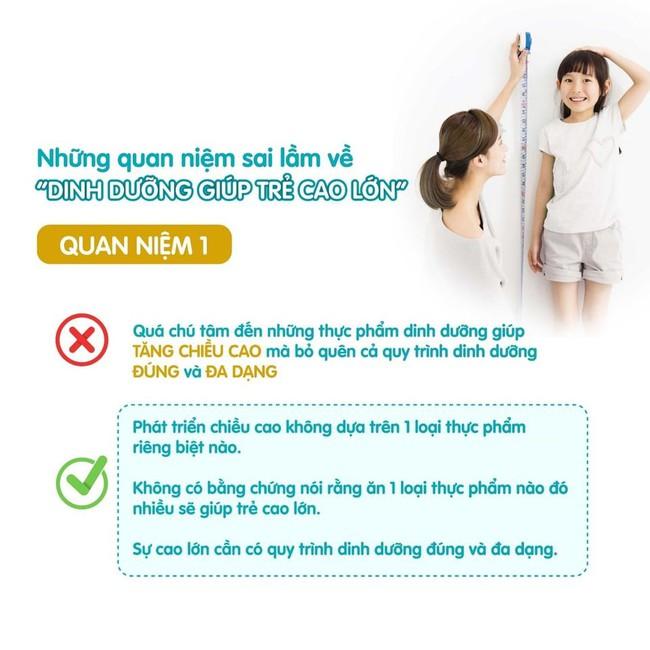 Dinh dưỡng kém có thể lấy mất 20cm chiều cao tối ưu của trẻ - Ảnh 1.