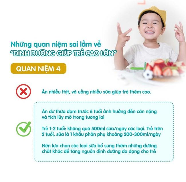 Dinh dưỡng kém có thể lấy mất 20cm chiều cao tối ưu của trẻ - Ảnh 4.