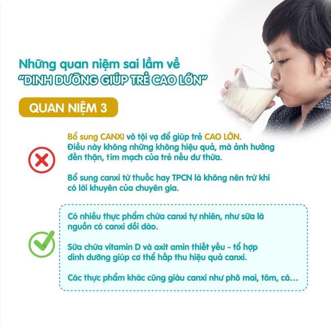 Dinh dưỡng kém có thể lấy mất 20cm chiều cao tối ưu của trẻ - Ảnh 3.