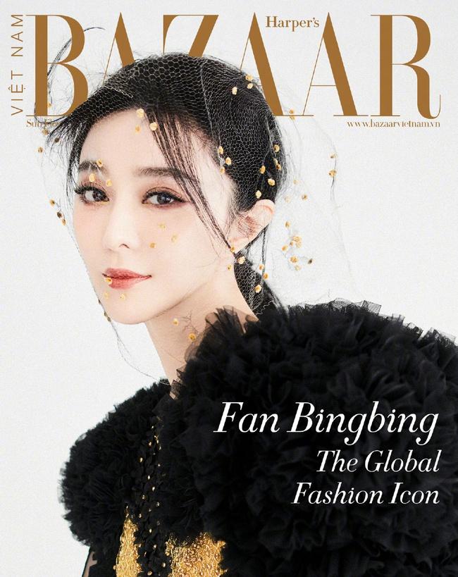 Phạm Băng Băng đẹp xuất sắc trên tạp chí của Việt Nam - Ảnh 5.