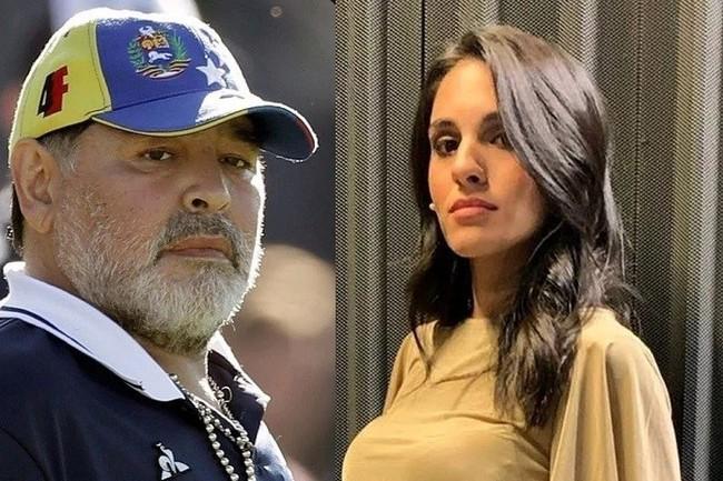 """""""Di sản"""" đặc biệt mà huyền thoại Diego Maradona để lại cho đời: Những người con với số lượng đủ để thành lập một đội bóng - Ảnh 7."""