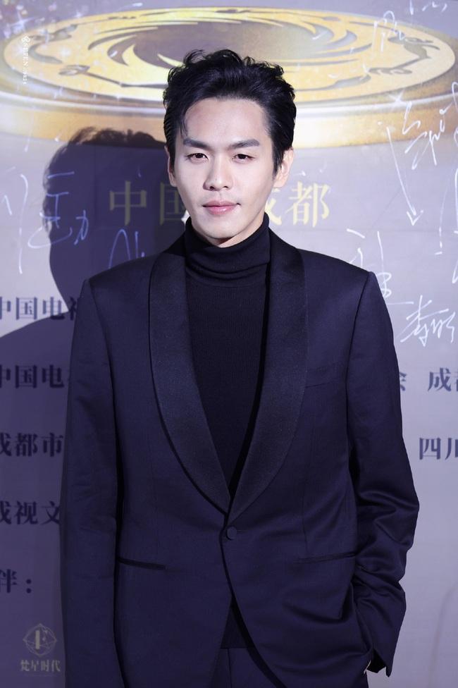 Dàn diễn viên đình đám xuất hiện tại giải Diễn viên xuất sắc phim truyền hình Trung Quốc - Ảnh 4.