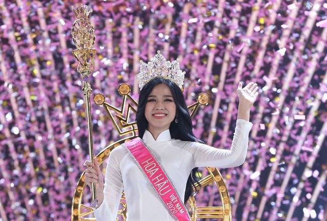Mới hơn 1 tuần sau khi đăng quang Hoa hậu Việt Nam 2020, gương mặt Đỗ Thị Hà đã xuống sắc không ít - Ảnh 2.