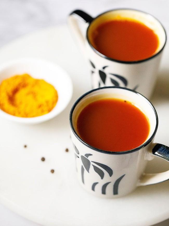 Không phải sữa nghệ, đây mới là thức uống có nguồn gốc từ nghệ lên ngôi vào mùa đông năm nay! - Ảnh 6.
