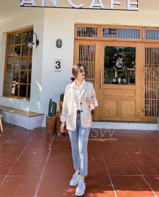 BTV thời trang chỉ ra kiểu quần jeans đã khiến chân to còn lạc mốt đến nơi rồi, chị em đừng dại mà sắm - Ảnh 5.