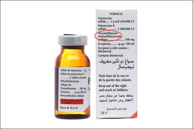 Nhận biết 1 số loại thuốc chứa corticoid, rất nhiều loại xuất hiện thường xuyên trong đơn thuốc của trẻ, bố mẹ cần hết sức thận trọng - Ảnh 13.