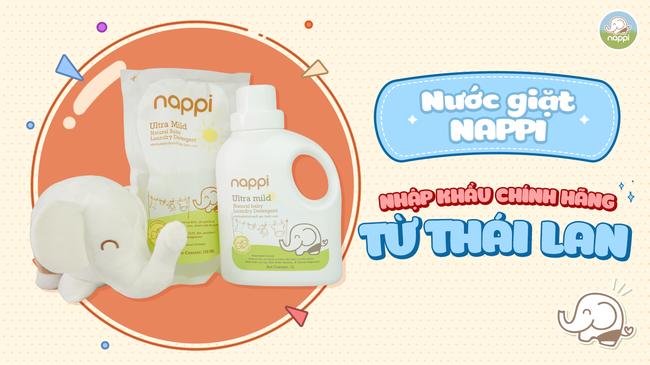 Ra mắt sản phẩm Nước Giặt Dầu Cọ Nappi với thành phần từ thiên nhiên - Ảnh 1.
