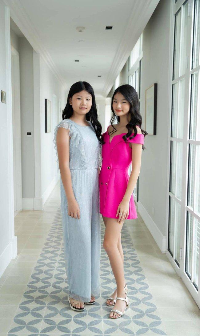 Con gái lớn của Bình Minh lộ chiều cao khủng khi đứng cạnh ái nữ nhà Trương Ngọc Ánh: 2 tiểu thư cùng đam mê 1 bộ môn này - Ảnh 1.