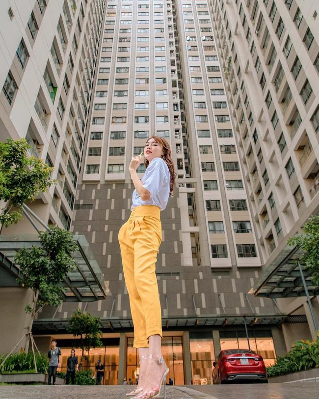 """Đây là kiểu giày gần như mỹ nhân Việt nào cũng có một đôi, diện lên siêu hack dáng và kéo chân dài """"ác liệt"""" - Ảnh 10."""