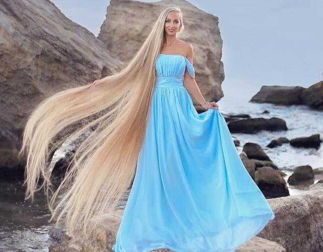 Cô gái Nhật sở hữu mái tóc dài 1m78 sau 15 năm không cắt và câu chuyện về những nàng Rapunzel ngoài đời thực - Ảnh 5.