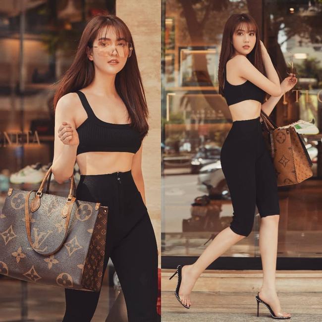 """Đây là kiểu giày gần như mỹ nhân Việt nào cũng có một đôi, diện lên siêu hack dáng và kéo chân dài """"ác liệt"""" - Ảnh 7."""