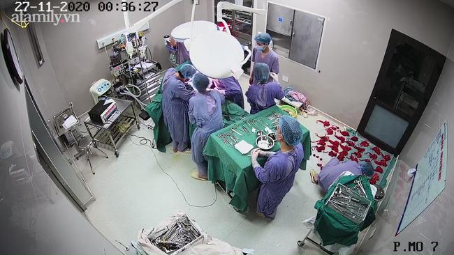 Phú Thọ: Cứu sống sản phụ sau giây phút căng não của kíp mổ cắt tử cung  - Ảnh 2.