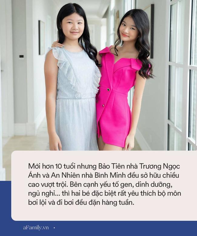 Con gái lớn của Bình Minh lộ chiều cao khủng khi đứng cạnh ái nữ nhà Trương Ngọc Ánh: 2 tiểu thư cùng đam mê 1 bộ môn thể thao này - Ảnh 2.