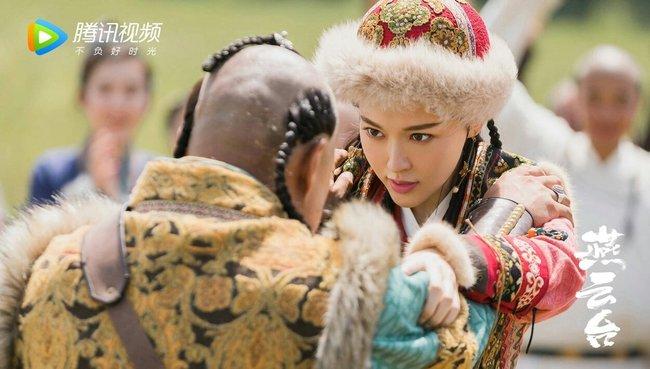 """""""Yến Vân Đài"""": Hồ Ca bất ngờ xuất hiện, nhìn Đường Yên đắm đuối không biết còn tưởng 2 người yêu nhau - Ảnh 16."""