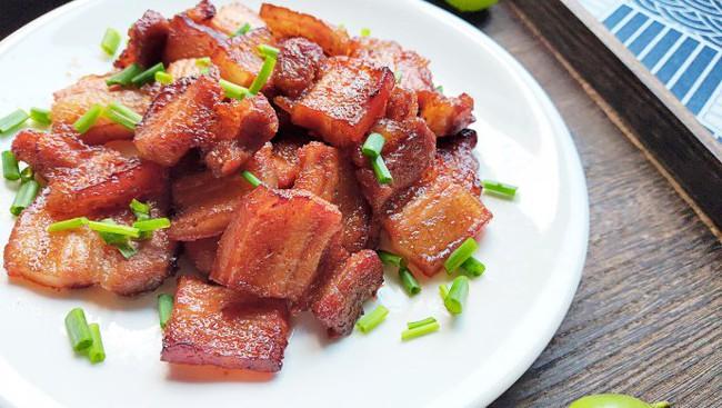 Tưởng là món thịt rang ba chỉ hóa ra thay đổi cách chế biến một chút mà món ăn lại ngon không cưỡng nổi!  - Ảnh 7.
