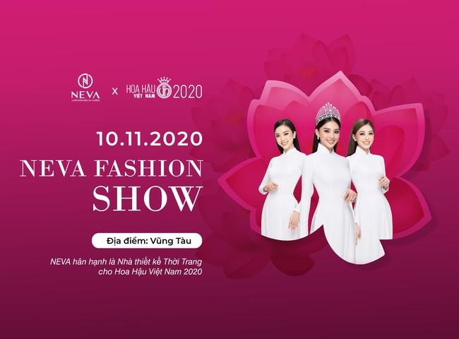NEVA tự hào là nhà thiết kế thời trang Hoa hậu Việt Nam 2020 - Ảnh 1.