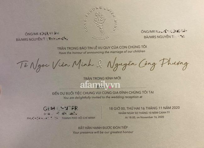 HOT: Lộ diện hình ảnh thiệp cưới của Công Phượng: Chọn nơi Cường Đô La tổ chức đám cưới, độ bảo mật ở mức cao nhất khiến tất cả trầm trồ - Ảnh 3.