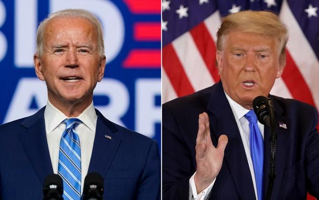Ông Trump và phe Cộng hòa vẫn có hy vọng giành chiến thắng ở các bang chủ chốt - Ảnh 1.