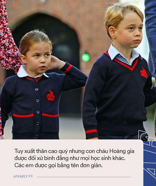 Tiết lộ cách các Hoàng tử, Công chúa Anh được xưng hô ở trường tiểu học, nhiều người nghe xong cảm thấy quá khó tin - Ảnh 3.