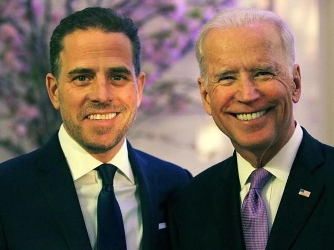 Con trai ông Biden: Tốt nghiệp toàn trường danh tiếng nhưng đời tư quả thật là 1 vết nhơ, bao phen khiến bố bị chế nhạo - Ảnh 1.