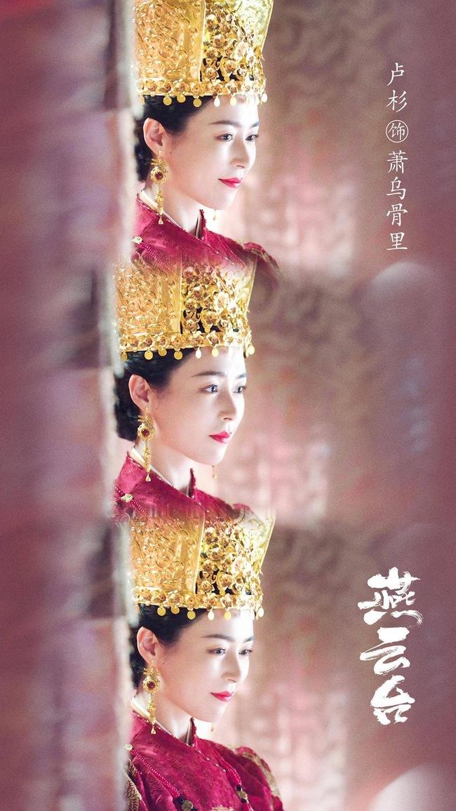 """""""Yến Vân Đài"""": Nhan sắc chim sa cá lặn của cô gái đẹp không kém Xa Thi Mạn - Đường Yên, lại còn là chị em ruột - Ảnh 12."""