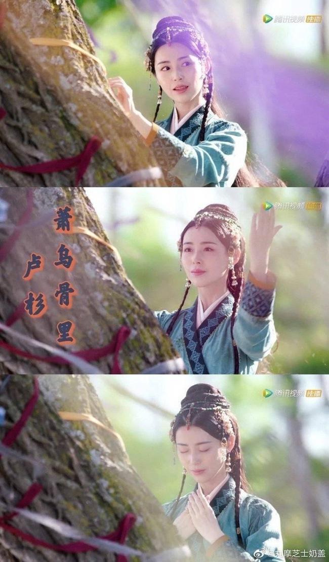 """""""Yến Vân Đài"""": Nhan sắc chim sa cá lặn của cô gái đẹp không kém Xa Thi Mạn - Đường Yên, lại còn là chị em ruột - Ảnh 14."""