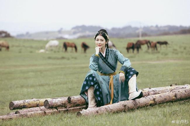 """""""Yến Vân Đài"""": Nhan sắc chim sa cá lặn của cô gái đẹp không kém Xa Thi Mạn - Đường Yên, lại còn là chị em ruột - Ảnh 9."""