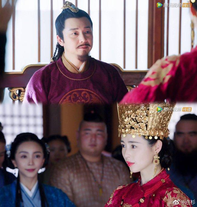 """""""Yến Vân Đài"""": Lộ danh tính người luôn đứng sau Đường Yên, đến cả Xa Thi Mạn cũng có phản ứng khác lạ - Ảnh 5."""