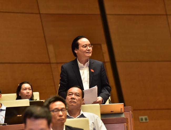Bộ trưởng Phùng Xuân Nhạ: Bộ GD&ĐT rà soát, chuyển lại ngân sách 29,7 triệu USD - Ảnh 1.