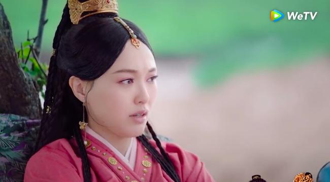 """""""Yến Vân Đài"""": Lộ sạn dùng diễn viên đóng thế cho Đường Yên, toàn cảnh bay lộn nguy hiểm cho bà bầu  - Ảnh 4."""