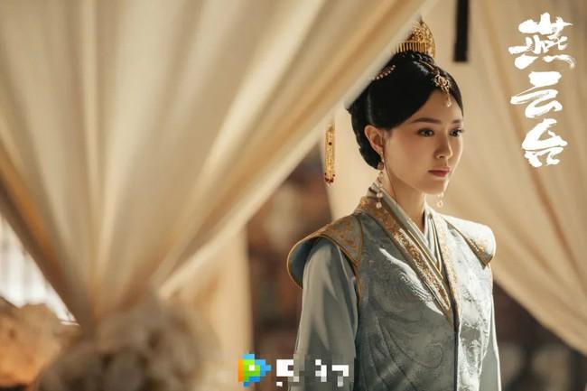 """""""Yến Vân Đài"""": Đường Yên bị diễn viên phụ đấm vào mặt, phản ứng đau đớn sau đó mới đáng nói  - Ảnh 3."""