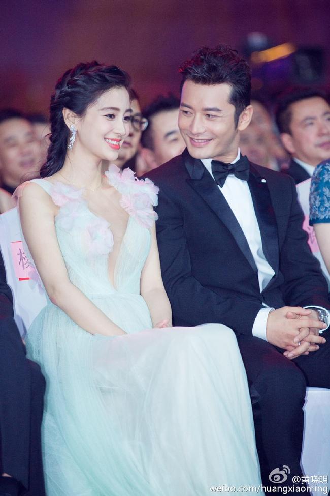 Sau nghi vấn tuyên bố ly hôn, Huỳnh Hiểu Minh xuất hiện với ngoại hình già nua trông thấy - Ảnh 7.