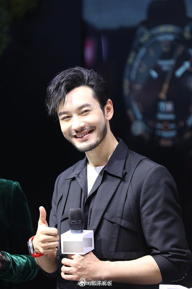 Sau nghi vấn tuyên bố ly hôn, Huỳnh Hiểu Minh xuất hiện với ngoại hình già nua trông thấy - Ảnh 6.