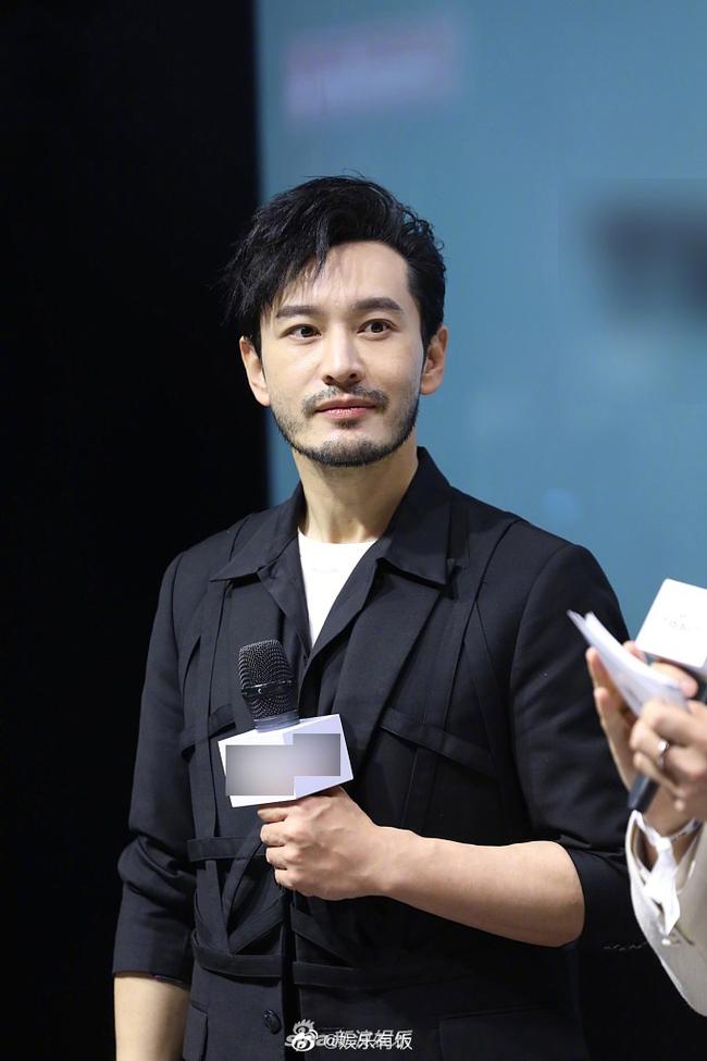 Sau nghi vấn tuyên bố ly hôn, Huỳnh Hiểu Minh xuất hiện với ngoại hình già nua trông thấy - Ảnh 5.