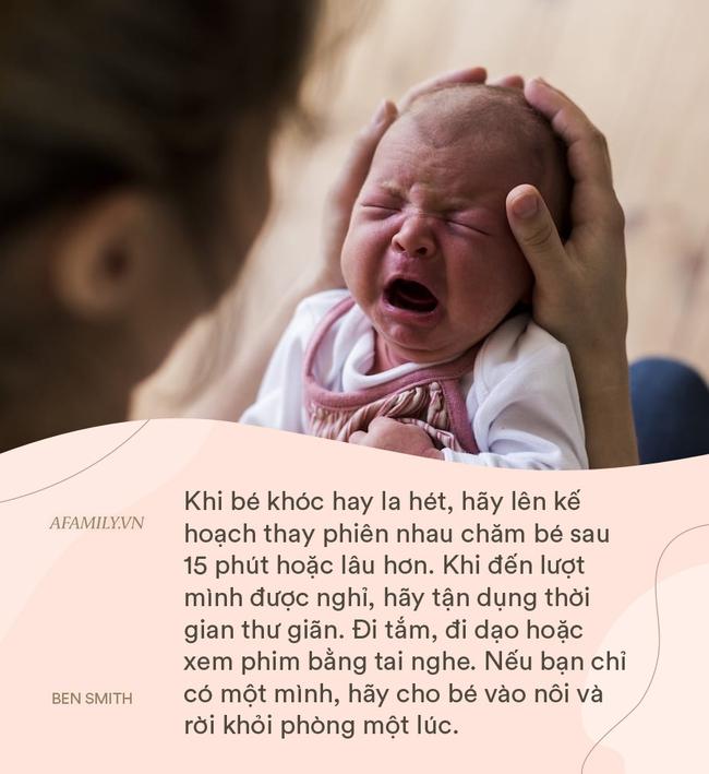 Đây là lý do con khóc không phải do lỗi của bạn và bác sĩ Nhi chỉ cách ứng phó khi bé khóc dai dẳng chẳng thể xoa dịu - Ảnh 5.