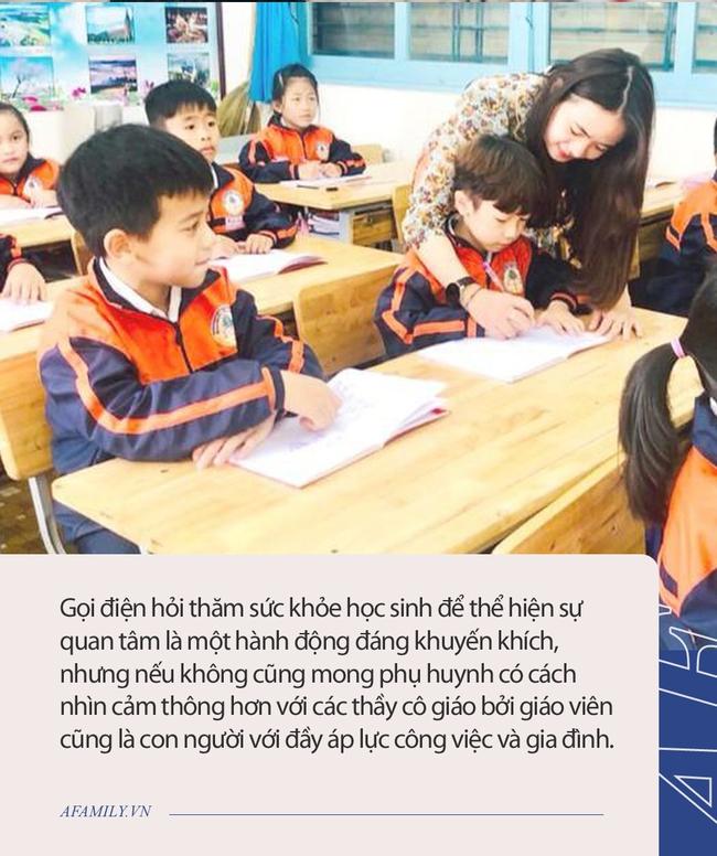 Mẹ phàn nàn vì con nghỉ ốm nhưng cô giáo không một lời thăm hỏi, hội phụ huynh lại tranh cãi trái chiều - Ảnh 2.