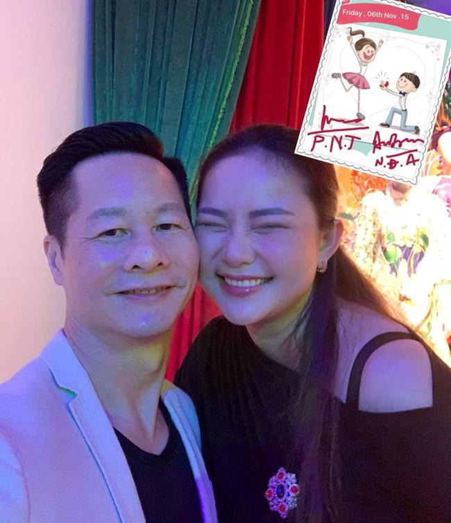"""Đúng kỷ niệm ngày cưới ông xã đại gia, Phan Như Thảo tiết lộ về """"hợp đồng hôn nhân 30 năm"""" - Ảnh 2."""