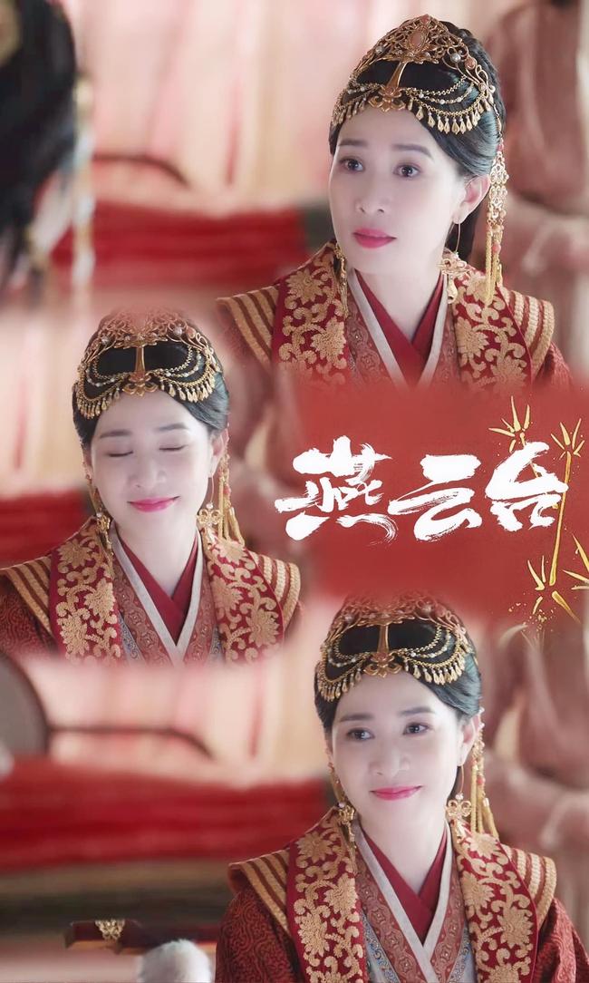 """""""Yến Vân Đài"""": Xa Thi Mạn thay đồ liên tục, xinh đẹp, nhà giàu lại còn là vợ Vương Gia  - Ảnh 3."""