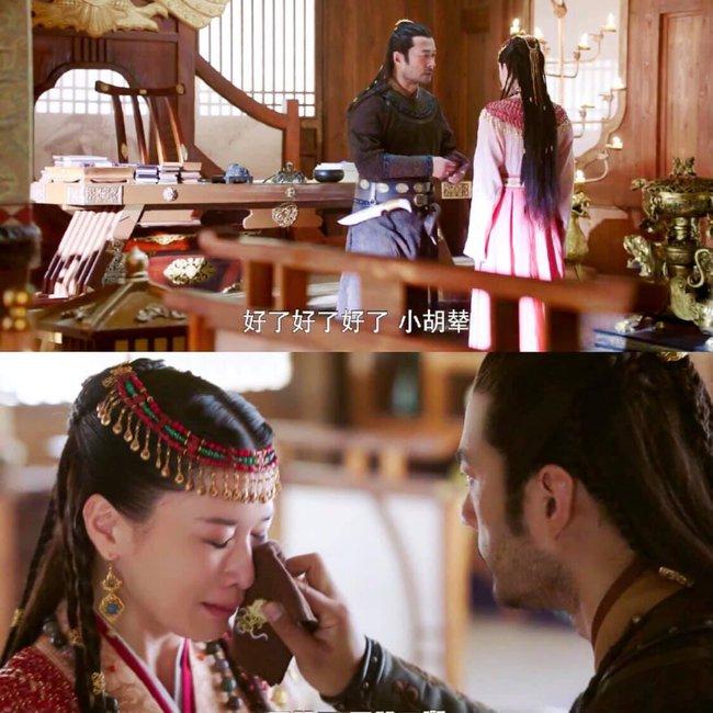 """""""Yến Vân Đài"""": Xa Thi Mạn thay đồ liên tục, xinh đẹp, nhà giàu lại còn là vợ Vương Gia  - Ảnh 7."""