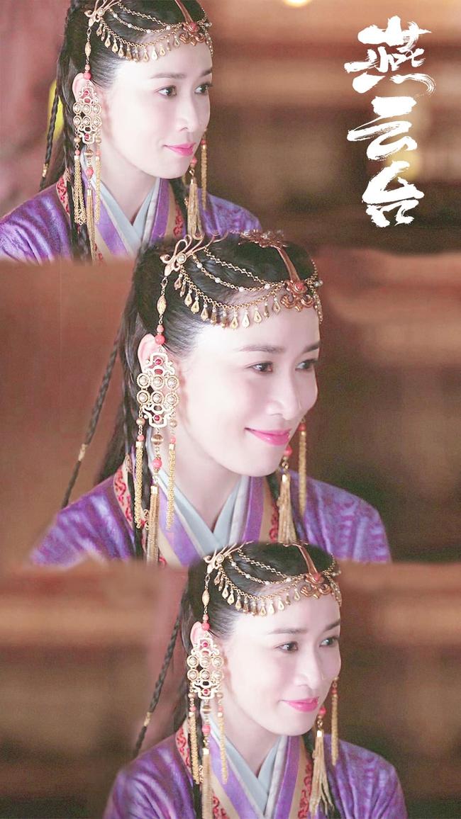 """""""Yến Vân Đài"""": Xa Thi Mạn thay đồ liên tục, xinh đẹp, nhà giàu lại còn là vợ Vương Gia  - Ảnh 6."""