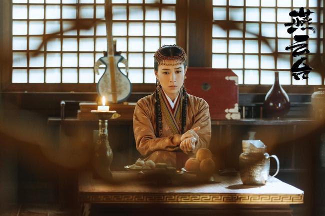 """""""Yến Vân Đài"""": Xa Thi Mạn thay đồ liên tục, xinh đẹp, nhà giàu lại còn là vợ Vương Gia  - Ảnh 2."""