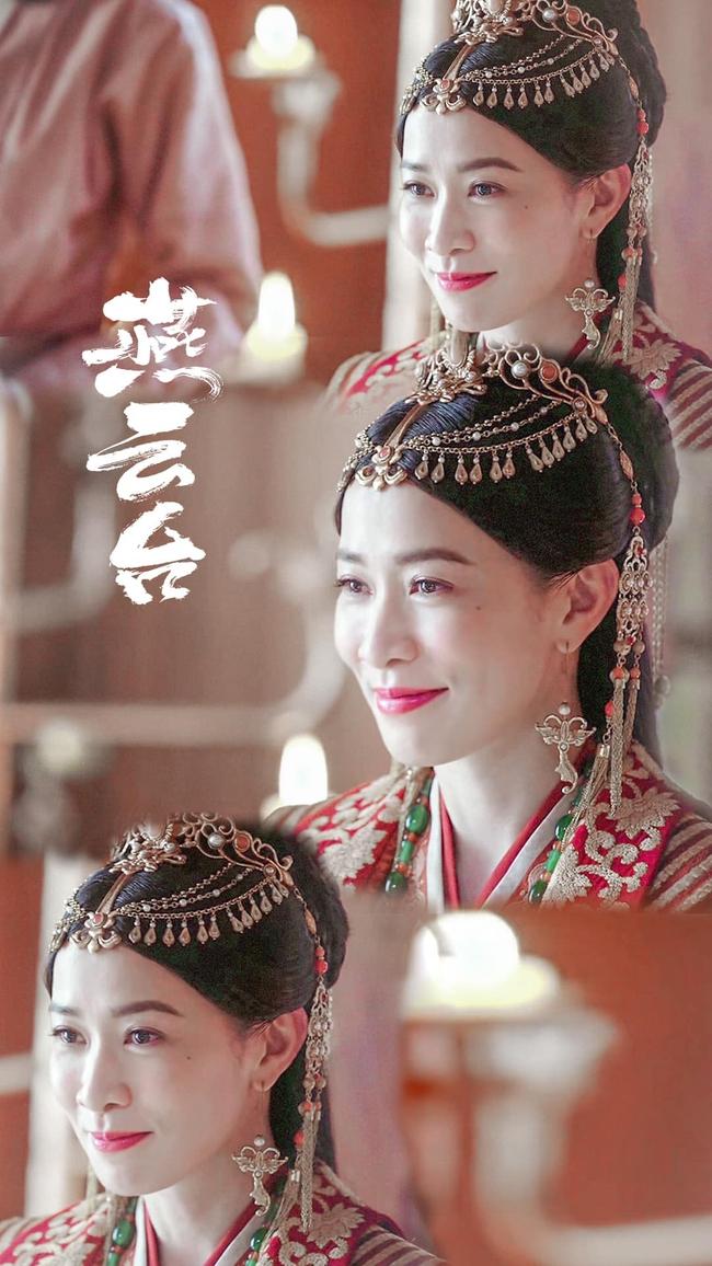 """""""Yến Vân Đài"""": Xa Thi Mạn thay đồ liên tục, xinh đẹp, nhà giàu lại còn là vợ Vương Gia  - Ảnh 4."""