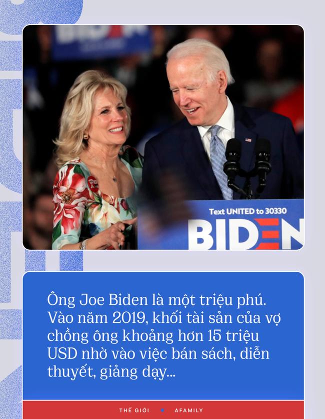 Chân dung ông Joe Biden, người vừa chiến thắng ông Donald Trump, đắc cử Tổng thống Mỹ 2020 - Ảnh 9.