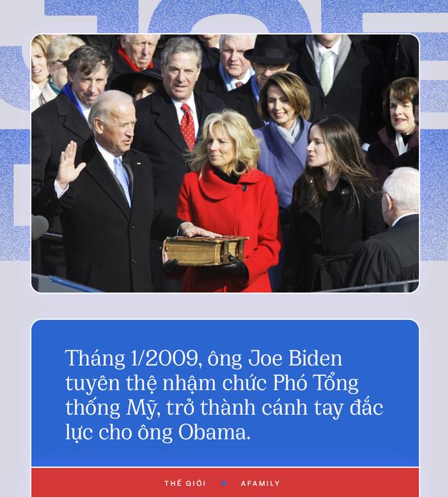 Chân dung ông Joe Biden, người vừa chiến thắng ông Donald Trump, đắc cử Tổng thống Mỹ 2020 - Ảnh 6.