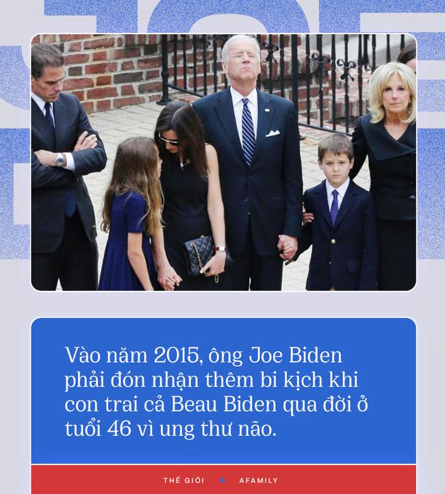 Chân dung ông Joe Biden, người vừa chiến thắng ông Donald Trump, đắc cử Tổng thống Mỹ 2020 - Ảnh 8.