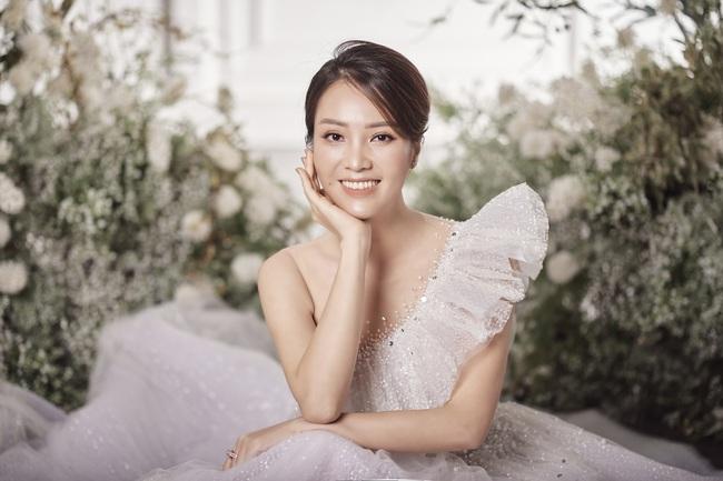 Thụy Vân tiết lộ sẽ chọn váy cưới cho Ngọc Hà - bạn gái NSND Công Lý - Ảnh 3.