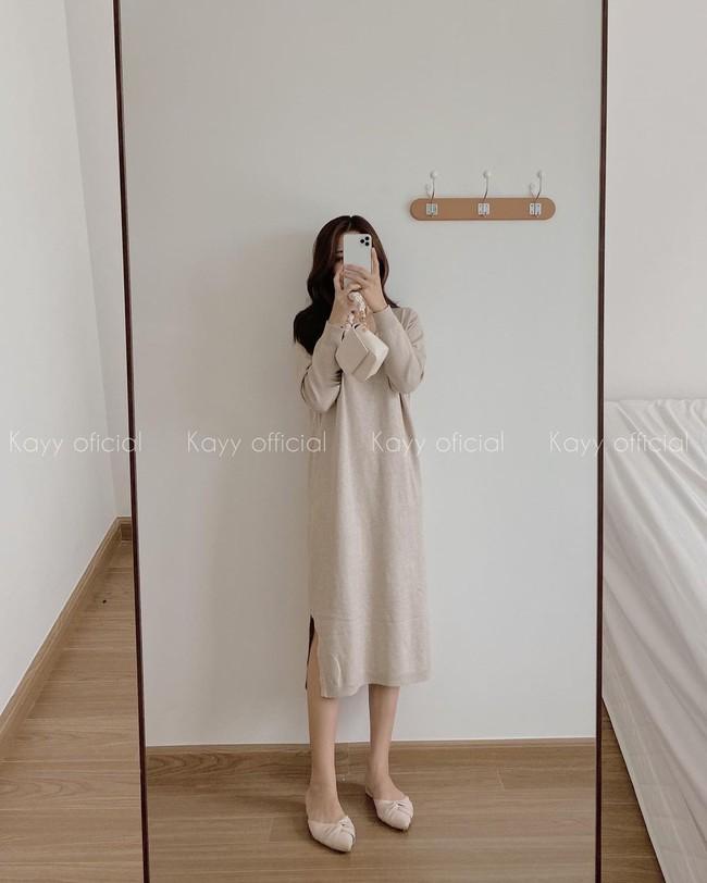 """3 mẫu váy bán đầy vào mùa lạnh nhưng chị em chớ dại mà mua, diện lên kiểu gì cũng """"già đau già đớn"""" - Ảnh 4."""