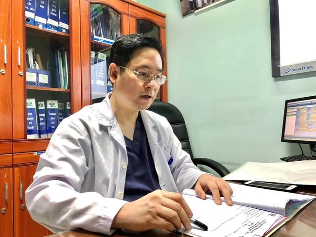 Bác sĩ Thơm